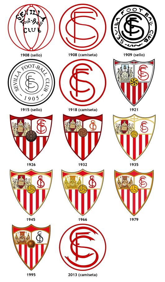 escudos Sevilla FC