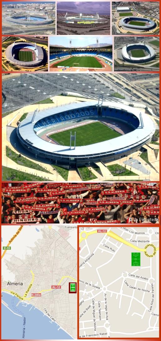 estadio Juegos Mediterraneos