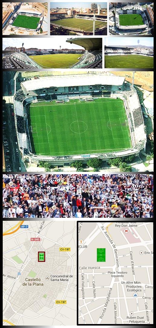 estadio Nuevo Castalia