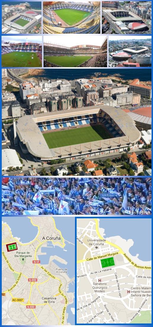 estadio Riazor