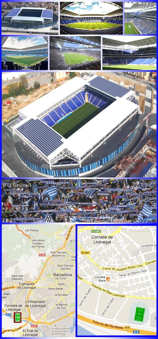 estadio Cornella El Prat