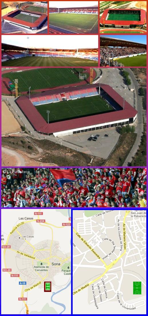 estadio Los Pajaritos