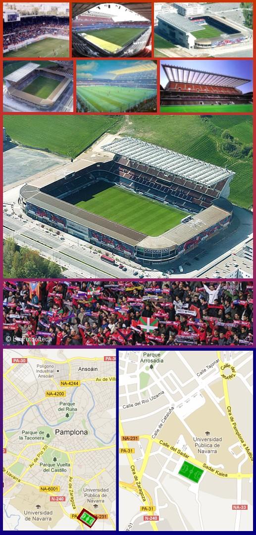 estadio Reyno de Navarra