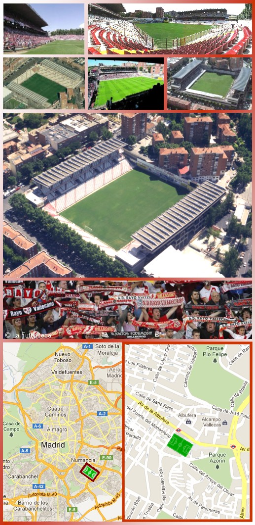 estadio Vallecas