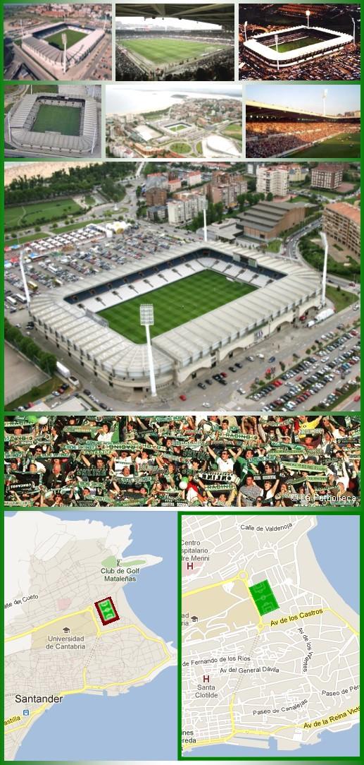 estadio Nuevo El Sardinero