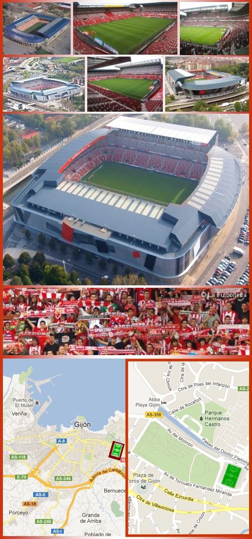 estadio El Molinon