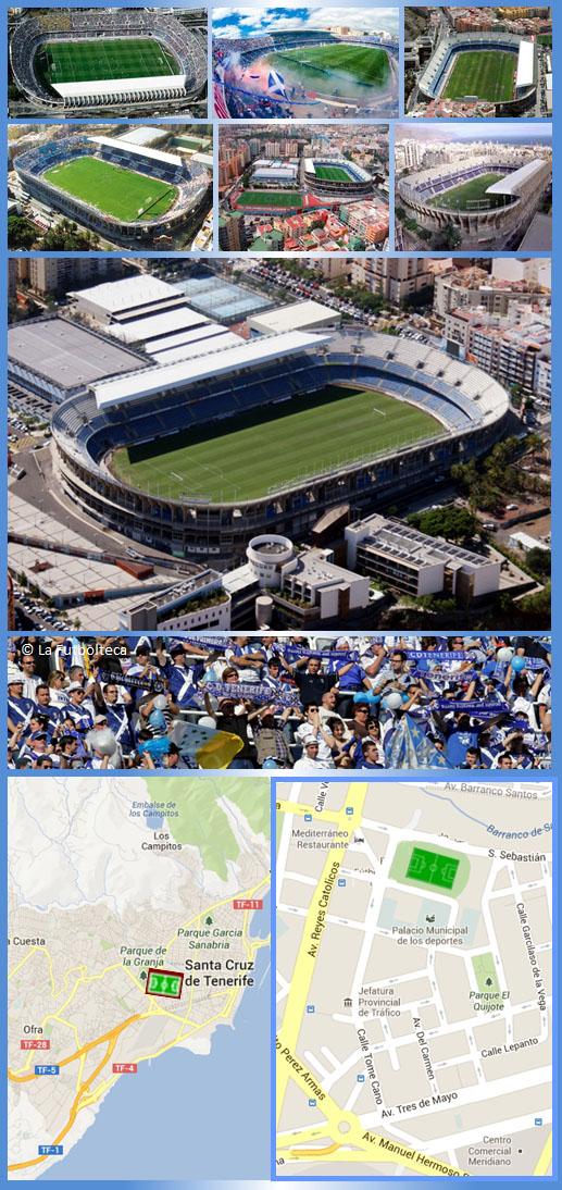 estadio Heliodoro Rodriguez Lopez