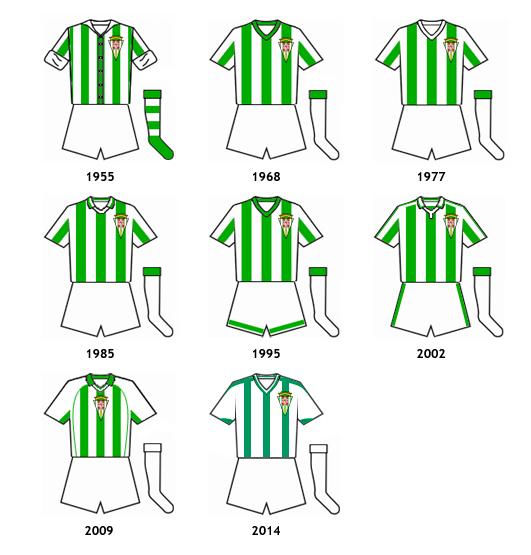 uniformes Cordoba CF