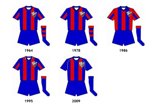 uniformes SD Huesca