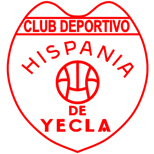 escudo CD Hispania de Yecla
