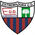 escudo Extremadura UD