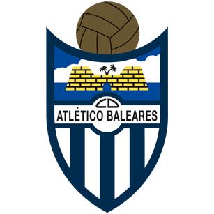 Escudo C.D. Atlético Baleares, S.A.D