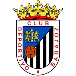 Escudo C.D. Badajoz,  S.A.D.