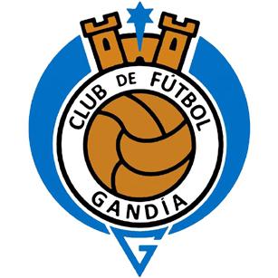 Escudo C.F. Gandía