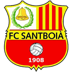 Escudo F.C. Santboià