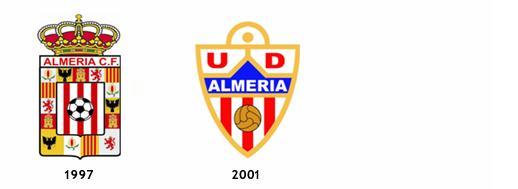 escudos UD Almeria B
