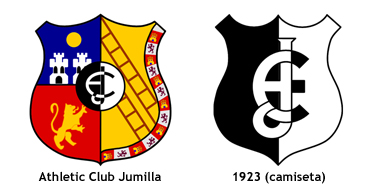 escudos Athletic Club Jumilla 1923