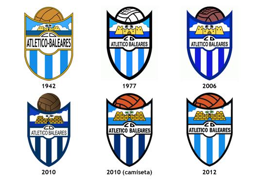 escudos CD Atletico Baleares