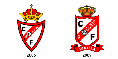 escudos Cuarto Distrito Jumilla CF