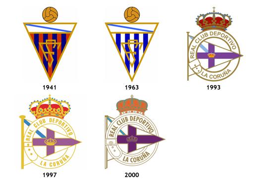 escudos RC Deportivo Fabril