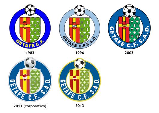 escudos Getafe CF B