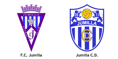 escudos FC Jumilla - Jumilla CD