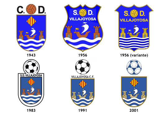 escudos Villajoyosa CF