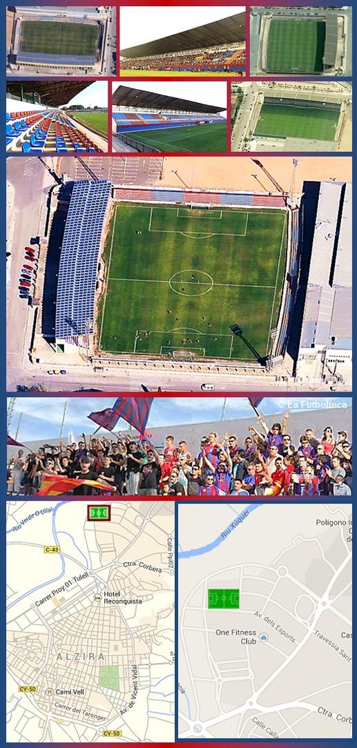 estadio Luis Suner Pico