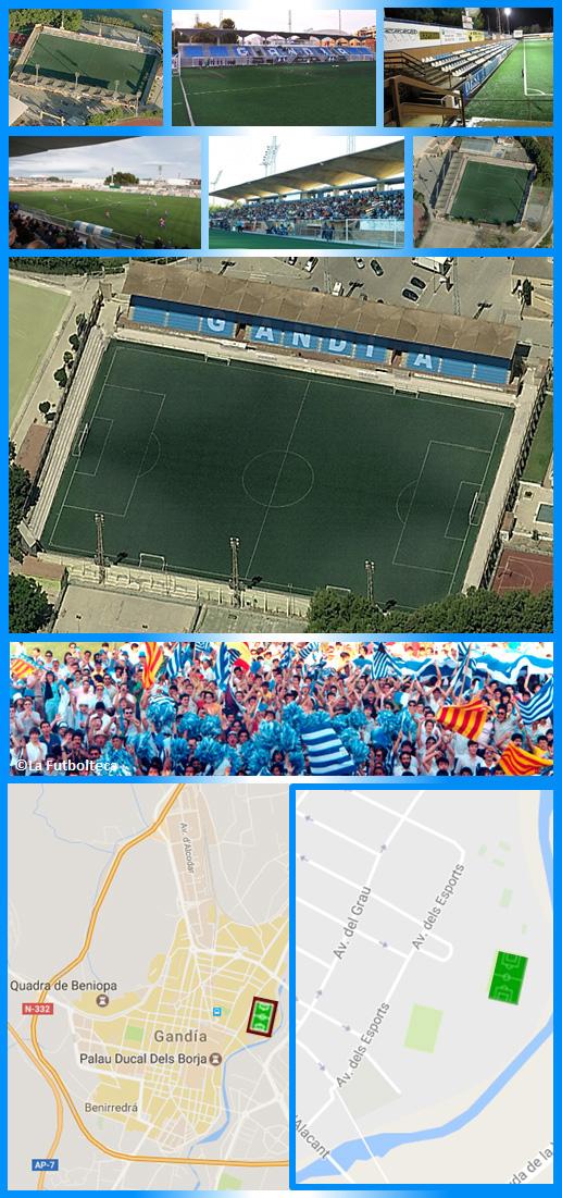Estadio Municipal Guillermo Olague