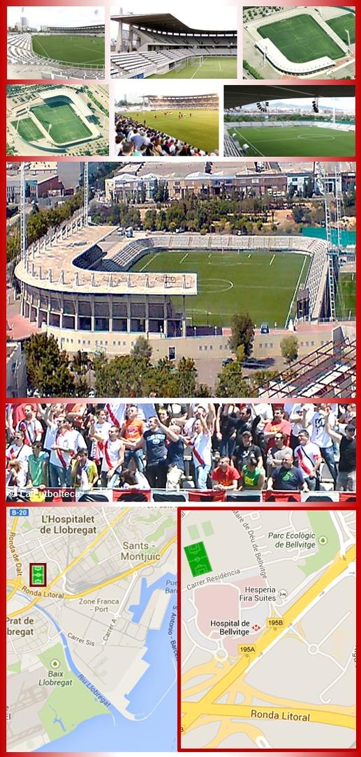 estadio Olimpico de LHospitalet