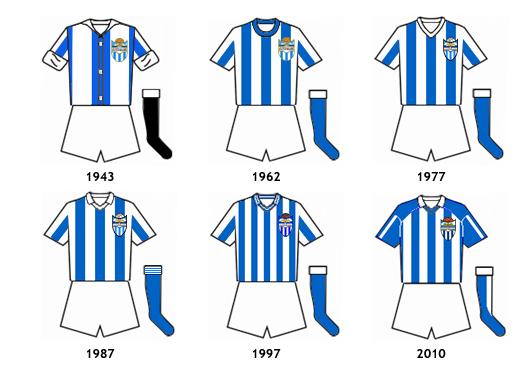 uniformes CD Atletico Baleares