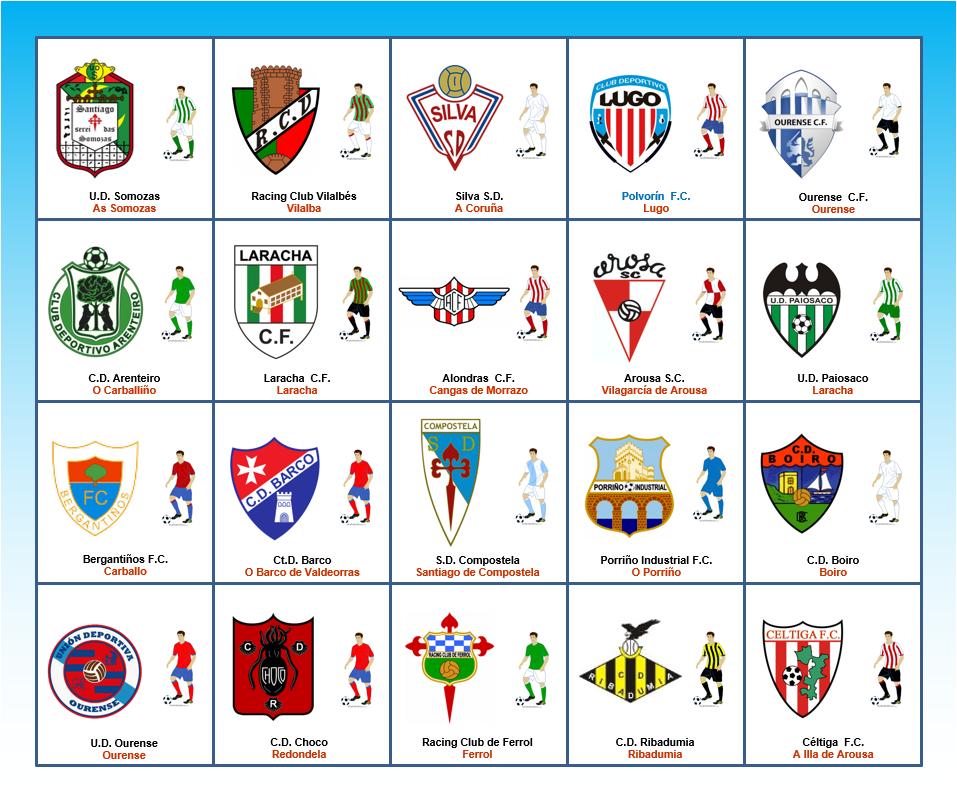 Tercera División Grupo I :: La Futbolteca. Enciclopedia del Fútbol ...