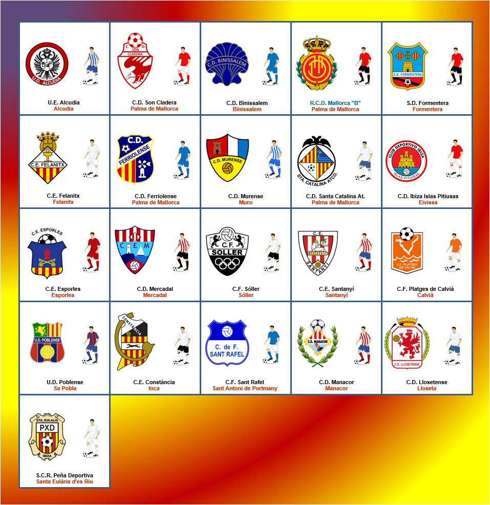 Tercera División Grupo XI :: La Futbolteca. Enciclopedia del Fútbol ...