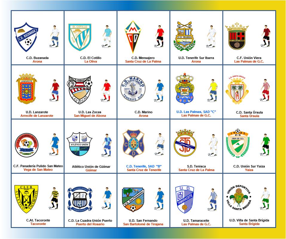 Tercera División Grupo XII :: La Futbolteca. Enciclopedia del Fútbol ...