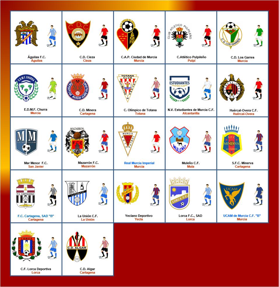 Tercera División Grupo XIII :: La Futbolteca. Enciclopedia del ...