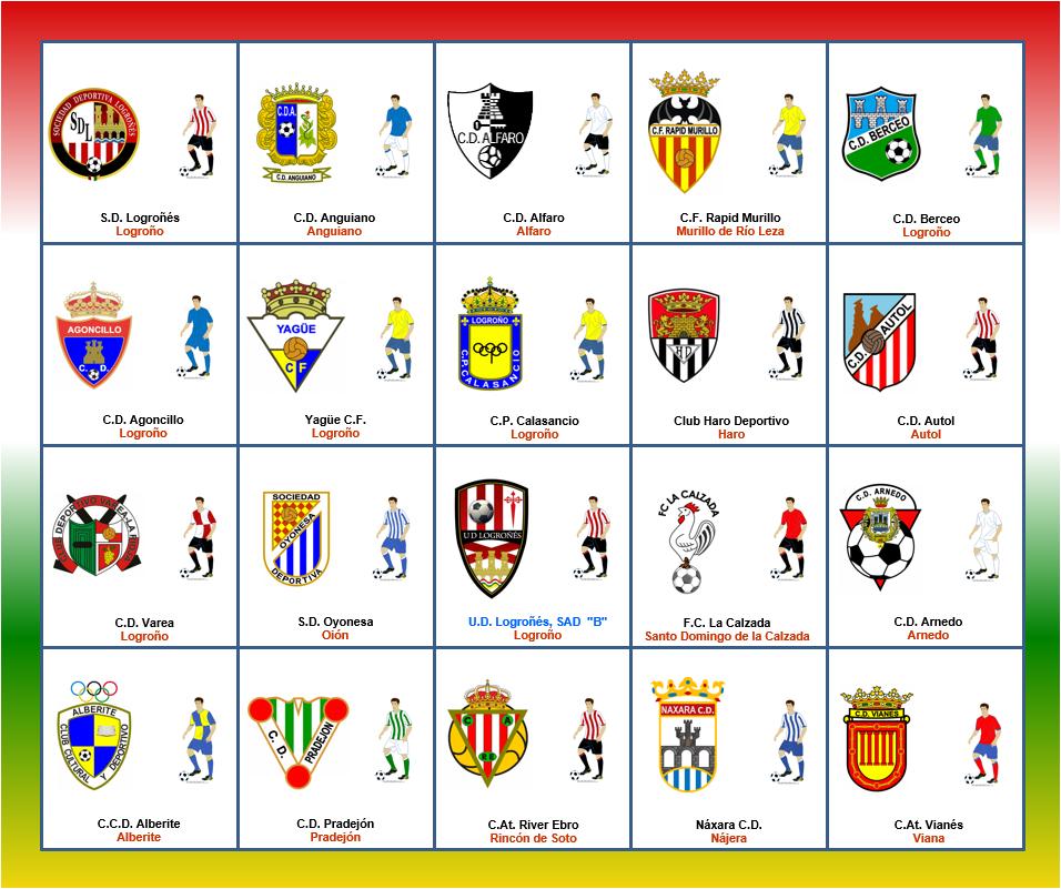 Tercera División Grupo XVI :: La Futbolteca. Enciclopedia del Fútbol ...