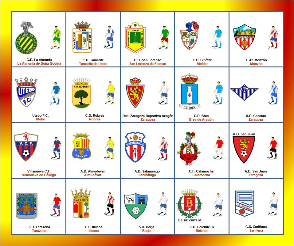 Tercera División Grupo XVII :: La Futbolteca. Enciclopedia del ...