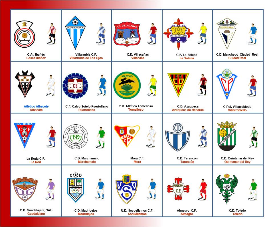 Tercera División Grupo XVIII :: La Futbolteca. Enciclopedia del ...