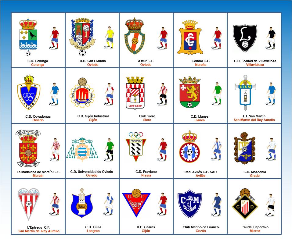 Tercera División Grupo II :: La Futbolteca. Enciclopedia del Fútbol ...