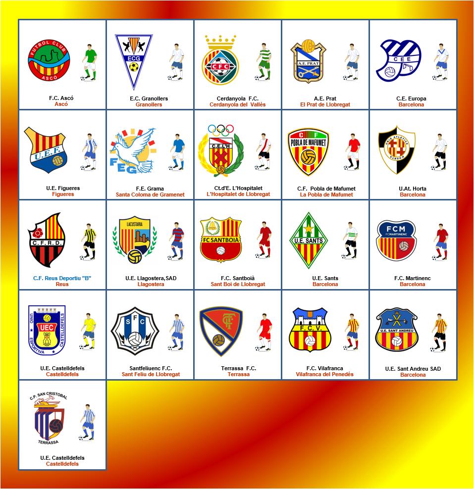 Tercera División Grupo V :: La Futbolteca. Enciclopedia del Fútbol ...