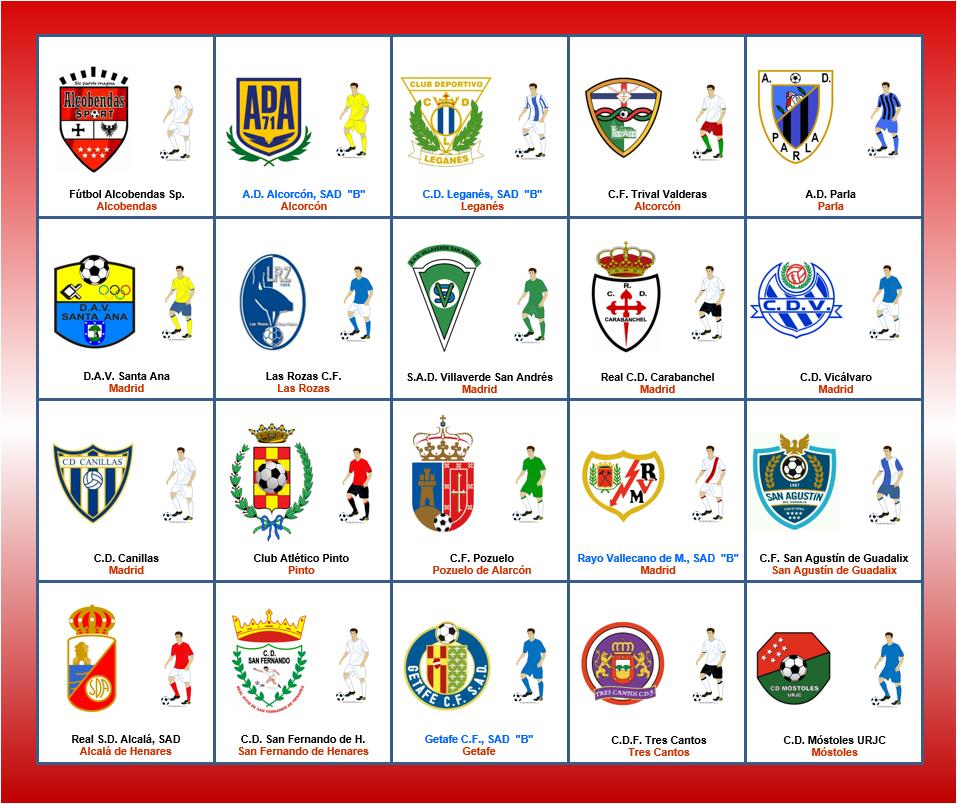 Tercera División Grupo VII :: La Futbolteca. Enciclopedia del Fútbol ...