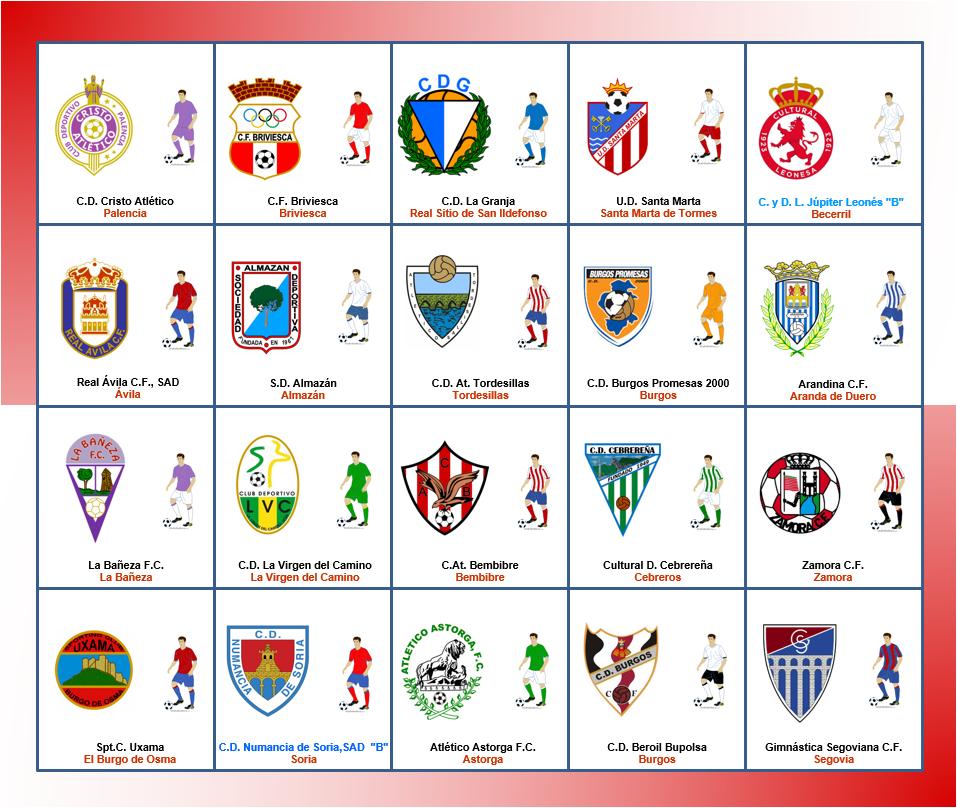 Tercera División Grupo VIII :: La Futbolteca. Enciclopedia del ...