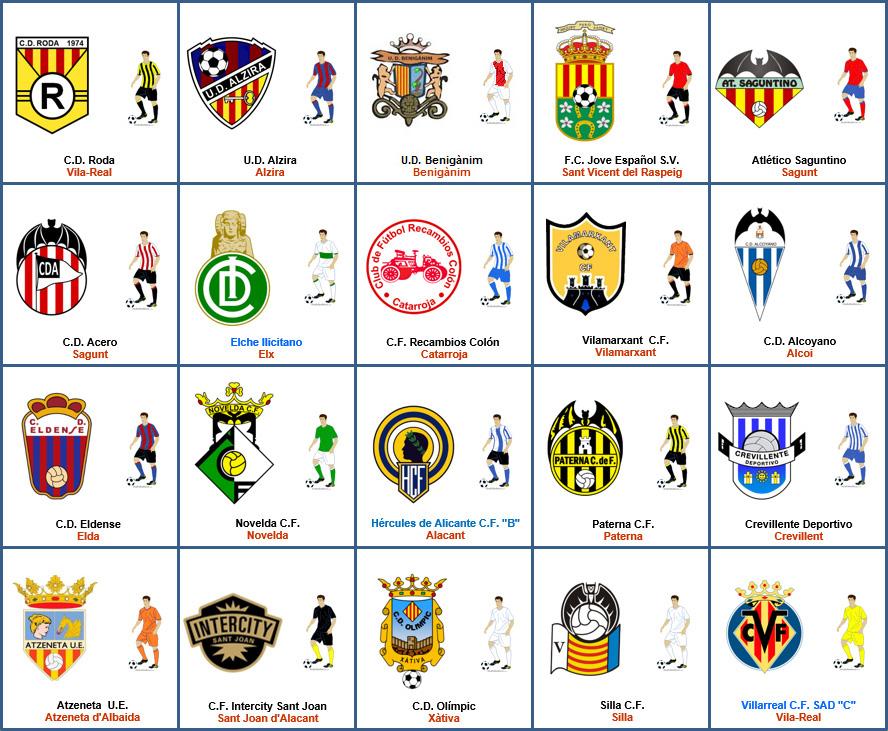 Tercera División Grupo VI :: La Futbolteca. Enciclopedia del ...