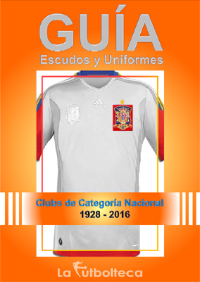 guia escudos uniformes lafutbolteca 2016