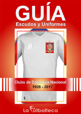 guia escudos uniformes lafutbolteca 2017