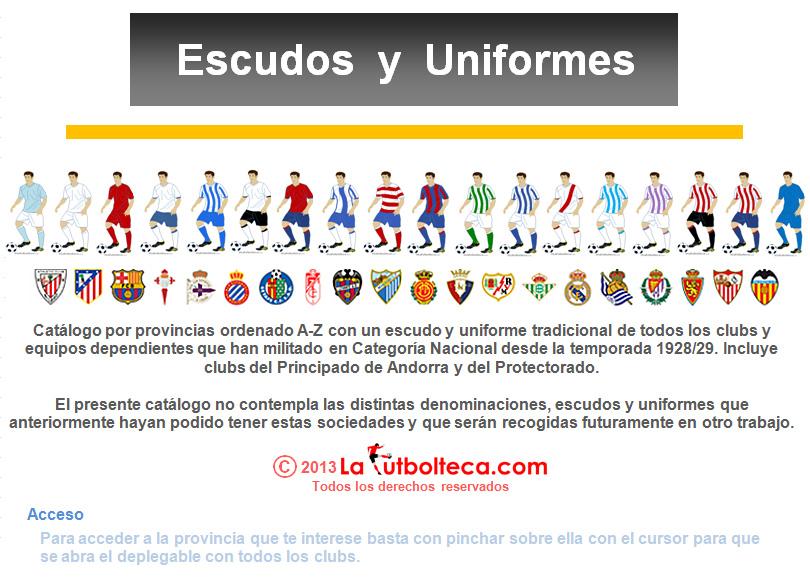 titular Catalgo Escudos y Uniformes