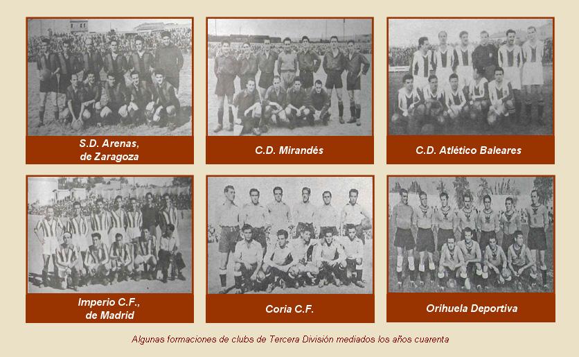 HF 1943 Tercera Division 3