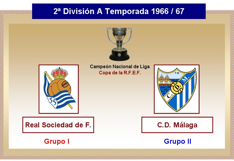 Clasificación Segunda División A 1966/67 :: La Futbolteca ...
