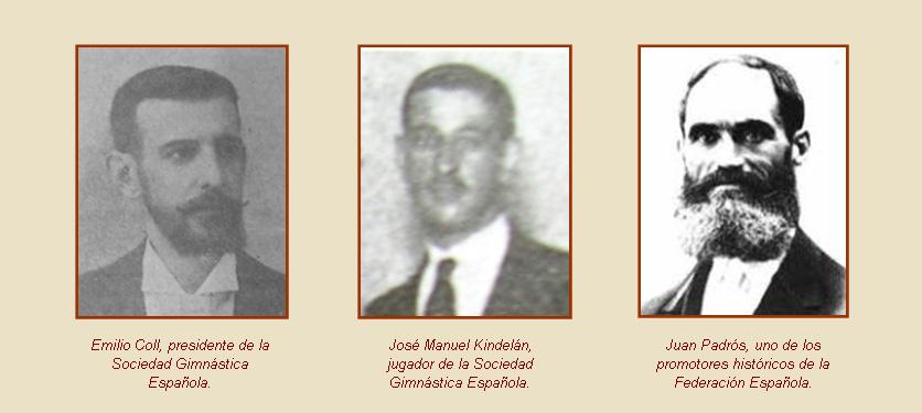 HF Federacion Espanola Futbol I 2