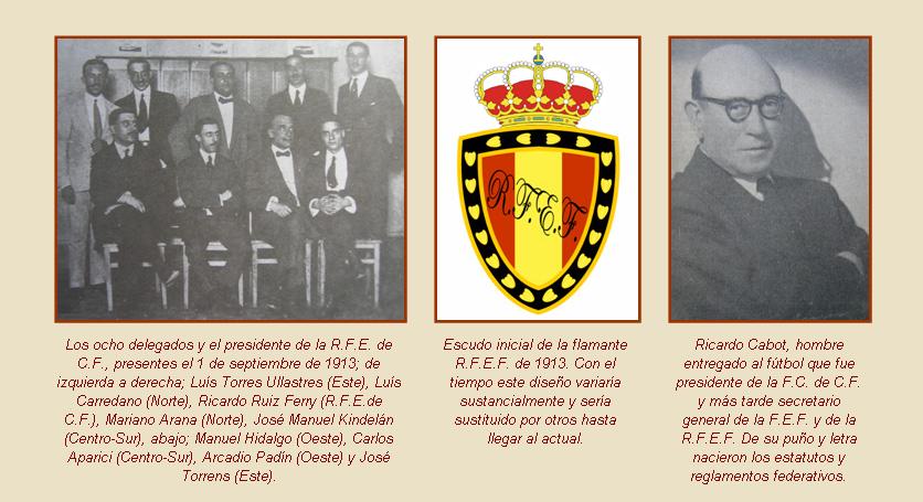 HF Federacion Espanola Futbol I 4